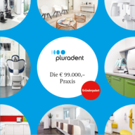 Die € 99.000,- Praxis - made by Pluradent