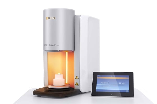 CEREC SpeedFire